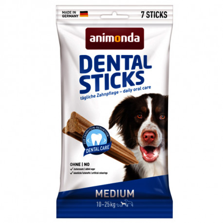 Animonda Dog Dental Sticks Medium 180g Animonda - 1