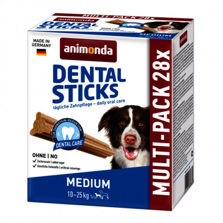 copy of Animonda Dog Dental Sticks Medium 180g Animonda - 1