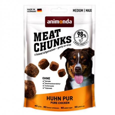 Animonda Meat Chunks Medium&Maxi Dog - kuracie mäso 80g Animonda - 1