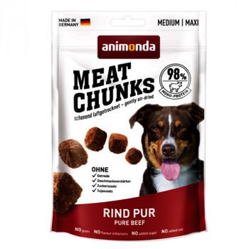 Animonda Meat Chunks Medium&Maxi Dog - hovädzie mäso 80g Animonda - 1