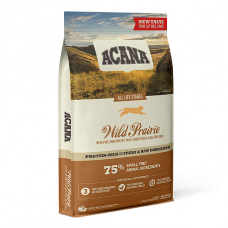 Acana Wild Prairie Cat Grain-Free 1,8kg Acana - 2
