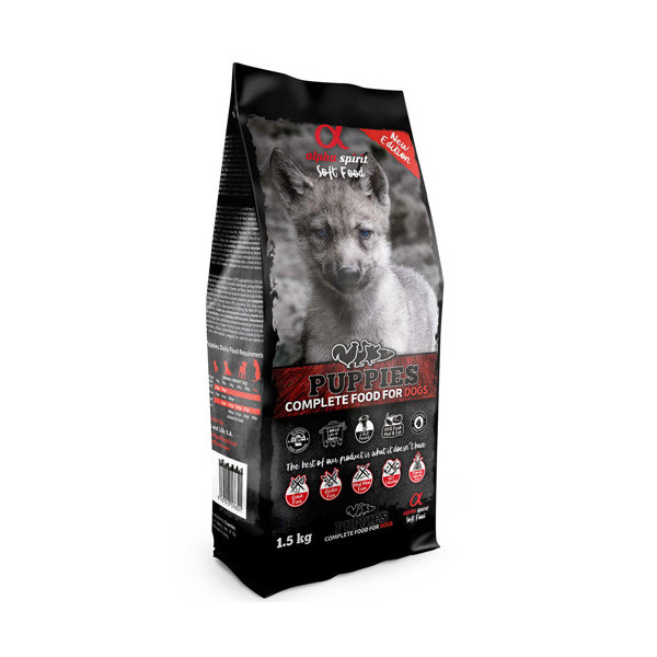 copy of Alpha Spirit Complete Soft Food - Puppies 200g Alpha Spirit - 1