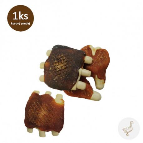 BBQ rebrá a stehná s kačacím mäsom Fresh Farm - 1ks Fresh Farm - 1