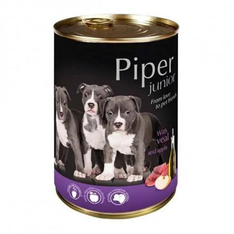 Piper Dog Junior - Teľacie a jablko 400g DNP S.A. - 1