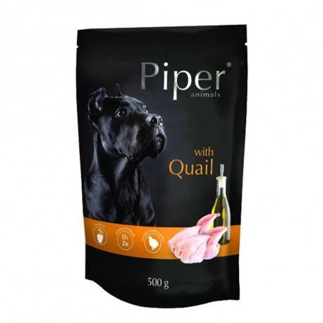copy of Piper Adult - Kuracie srdiečka s hnedou ryžou 500g DNP S.A. - 1