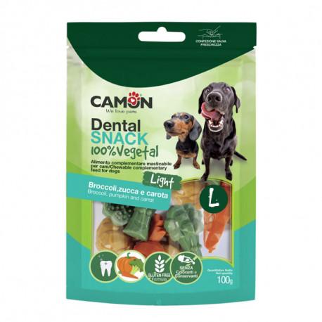 Camon Garden Dental Snack Dog Vegetal L 105g Camon - 1