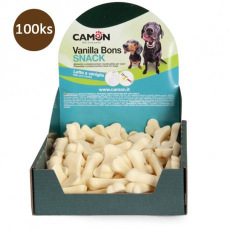 Camon Dog Snack Ciokobone White - kostičky z bielej čokolády 500g Camon - 1