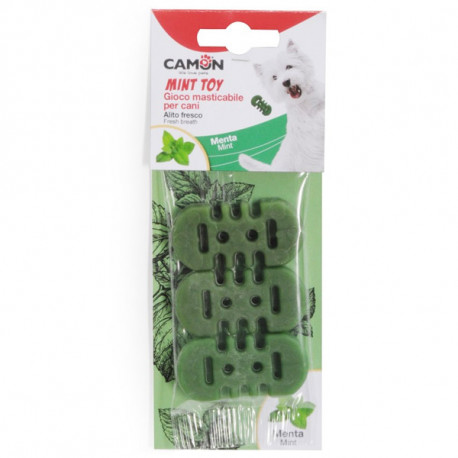 Camon Dog Mint Toy - žuvacia hračka pre psa s mätou 3ks Camon - 1