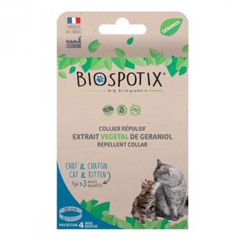 Obojok Biogance Biospotix Cat s repelentným účinkom 35cm Biogance - 1