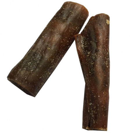 Sušená koža z diviny 15cm  - 1