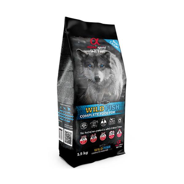 copy of Alpha Spirit Complete Soft Dog Food - Wild Fish 200g Alpha Spirit - 1