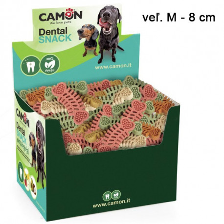 copy of Camon SeaVeg Dental Snack Dog M - Morský koník 9cm Camon - 1