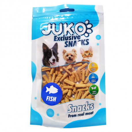 Juko Snacks Mini Fish Sticks 70g Juko - 1