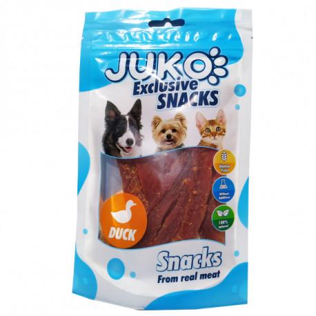Juko Snacks Dry Duck Jerky 70g Juko - 1