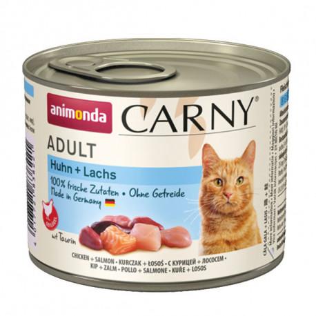 Animonda Carny Adult - Kuracie a losos 200g Animonda - 1