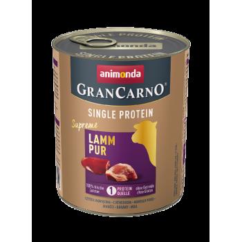 Animonda GranCarno Single Protein Supreme - Jahňacie čisté 400g Animonda - 2