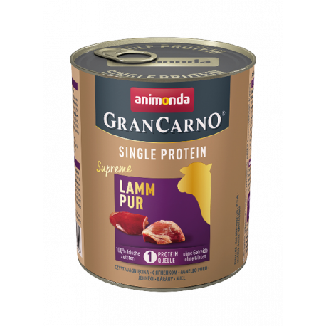 copy of Animonda GranCarno Single Protein Supreme - Konské čisté 400g Animonda - 2
