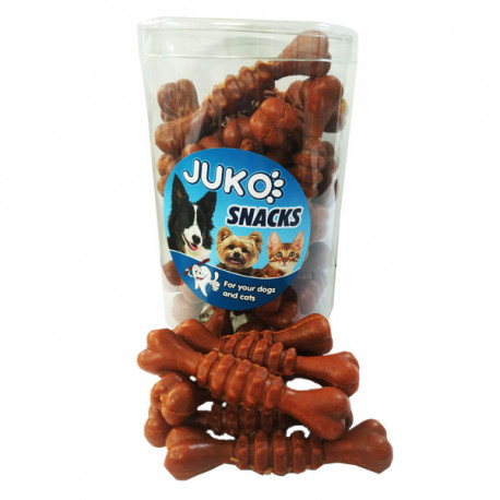 Juko Snack Denta kostičky slanina 30ks Juko - 1