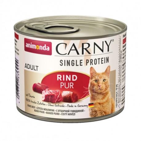 Animonda Carny Adult Single Protein - Čisté hovädzie 200g Animonda - 1