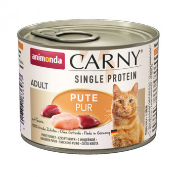Animonda Carny Adult Single Protein - Čisté morčacie 200g Animonda - 1