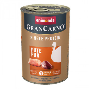 Animonda GranCarno Single Protein - Morčacie čisté 400g Animonda - 1
