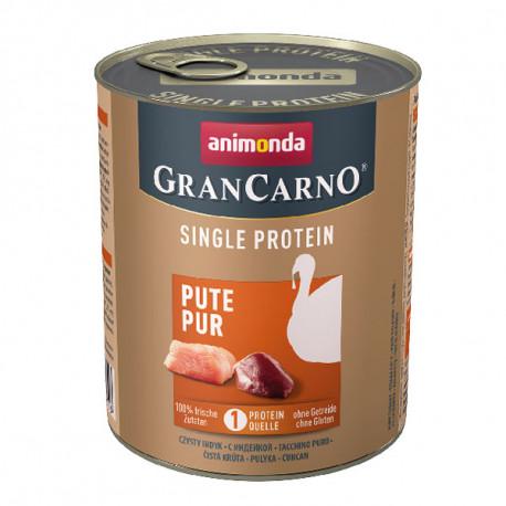 Animonda GranCarno Single Protein - Morčacie čisté 400g Animonda - 2