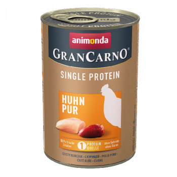 Animonda GranCarno Single Protein - Kuracie čisté 400g Animonda - 1