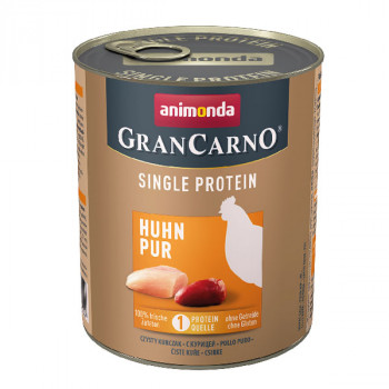 Animonda GranCarno Single Protein - Kuracie čisté 400g Animonda - 2
