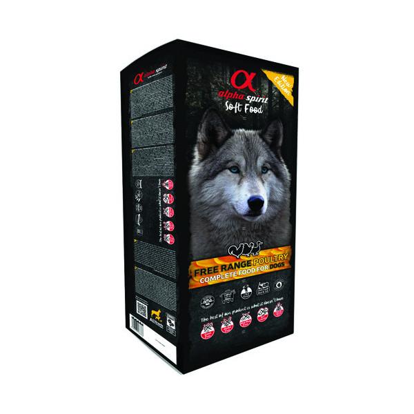 copy of Alpha Spirit Complete Soft Dog Food - Free Range Poultry 200g Alpha Spirit - 1