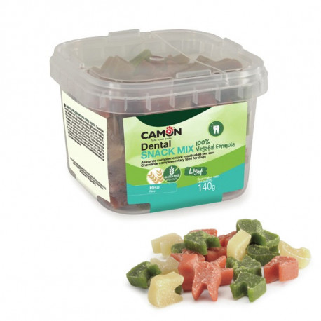 Camon Dental Snack Dog Bauveg Snack 140g Camon - 1
