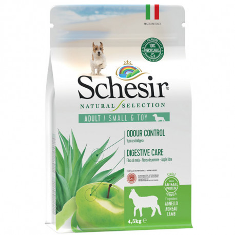 copy of Schesir Dog Natural Selection Adult Small Single Protein Tuna & Apple 490g Agras Delic - 3