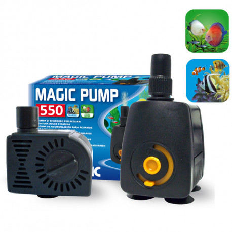 Prodac Magic Pump 550 - ponorné čerpadlo Prodac - 1