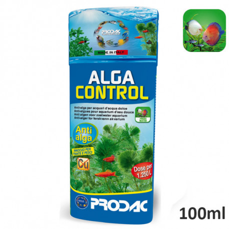Alga control - 100ml Prodac - 1