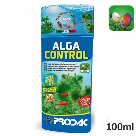 Prodac Alga Control - prípravok na odstránenie rias 100ml Prodac - 1