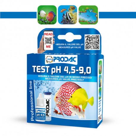 Prodac Test pH 4,5 - 9,0 na zistenie hodnoty pH vody Prodac - 1