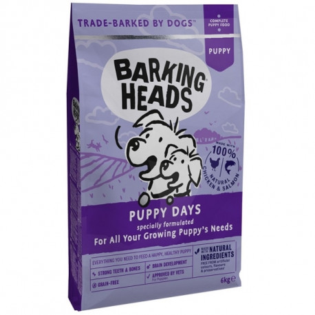 BARKING HEADS Puppy Days 2kg Barking Heads - 2