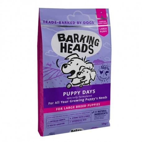 copy of BARKING HEADS Puppy Days 18kg Barking Heads - 1