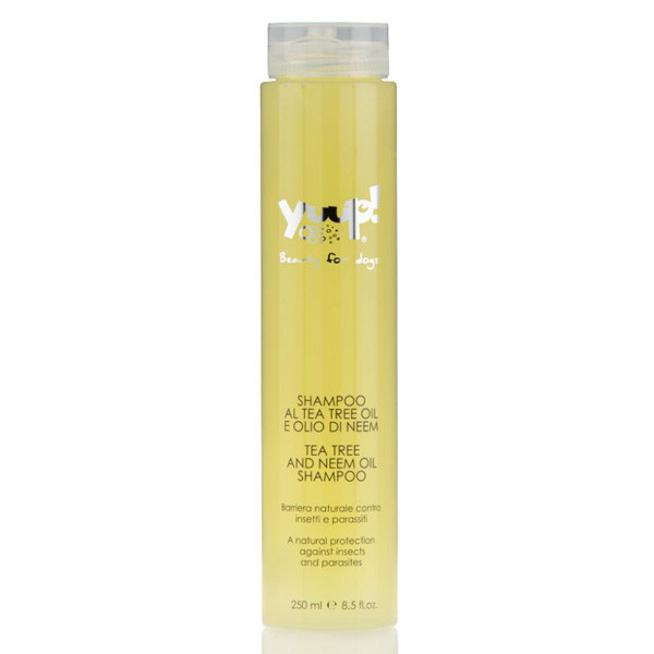 Yuup! Home - Antiparazitný šampón 250ml Cosmetica Veneta - 1