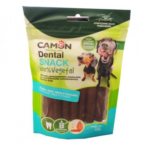 Camon Dental Snack Dog Vegetal Sticks - Bataty a jablká 100g Camon - 1
