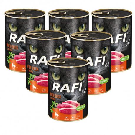 Rafi Cat Adult Grain Free s kačacím 400g DNP S.A. - 1