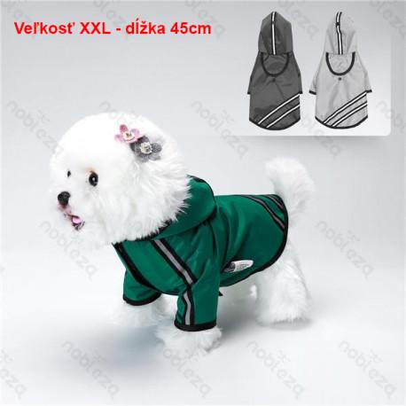 Reflexný pršiplášť pre psa Nobleza XXL 45cm Nobleza - 1