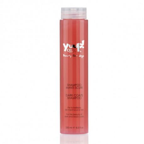 Yuup! Home - Šampón pre tmavú srsť 250ml Cosmetica Veneta - 1