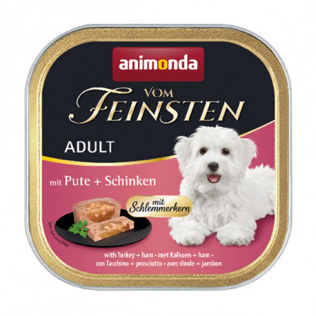 Animonda Vom Feinsten Adult - Morčacie plnené šunkou 150g Animonda - 1