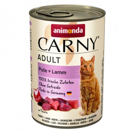 Animonda Carny Adult - Morka a jahňacie 200g Animonda - 2