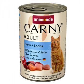 Animonda Carny Adult - Kuracie a losos 200g Animonda - 2