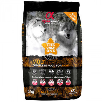 Alpha Spirit The Only One - Multiprotein 3kg Alpha Spirit - 2