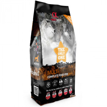 copy of Alpha Spirit The Only One - Multiprotein 3kg Alpha Spirit - 1