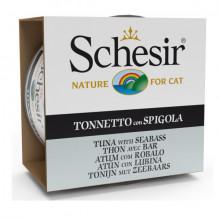 Schesir - Tuniak s morským vlkom 85g Agras Delic - 1