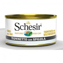Schesir - Tuniak s morským vlkom 85g Agras Delic - 2