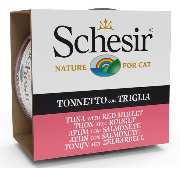 Schesir - Tuniak s parmicou 85g Agras Delic - 1